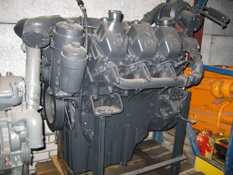 Mercedes OM 501 LA Engines