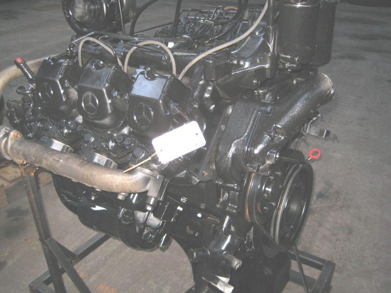 Mercedes OM 401 LA Engines