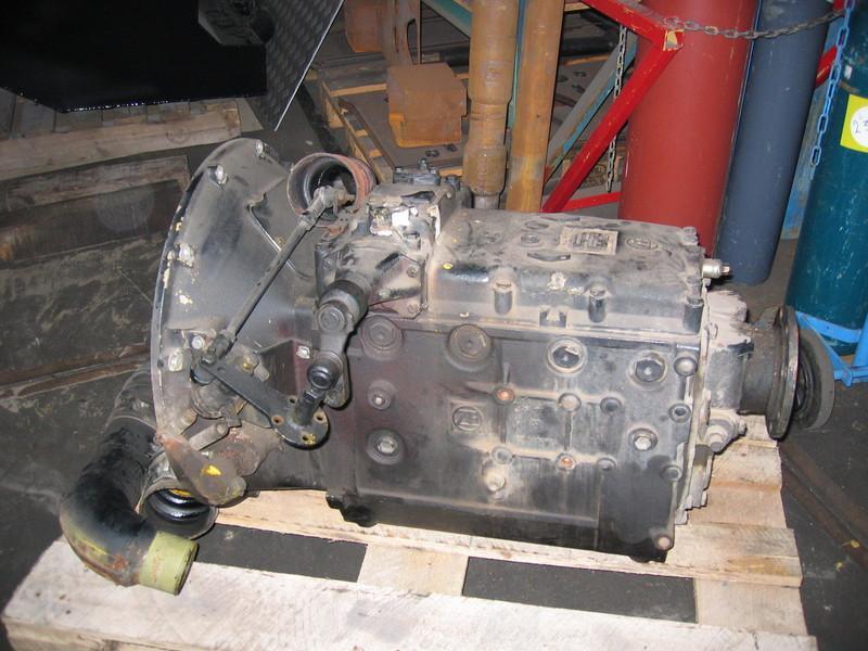 ZF AK 6-90 Коробка передач