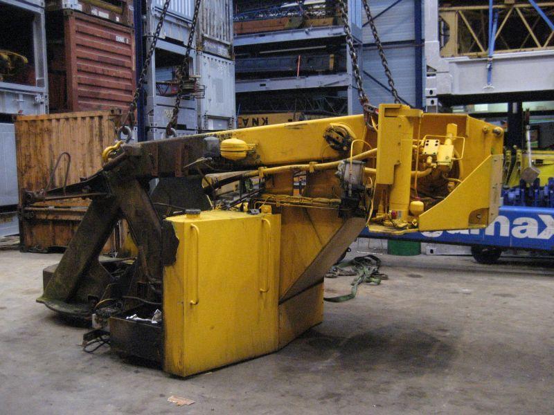 Liebherr LTM 1090-2 Superstructure