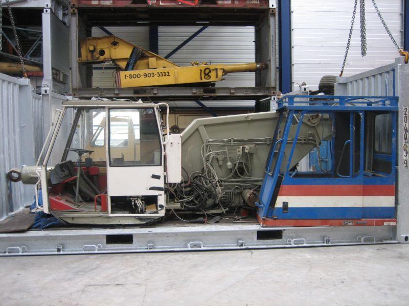 Liebherr LTM 1045 Superstructure