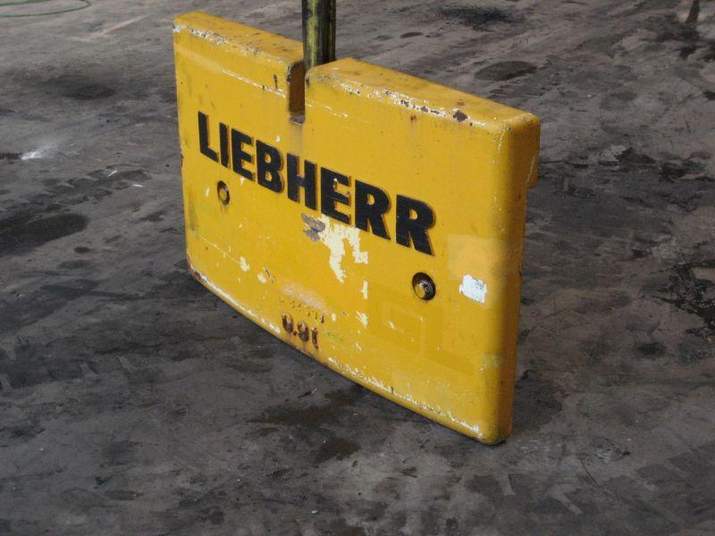 Liebherr LTM 1070 Motvilkt