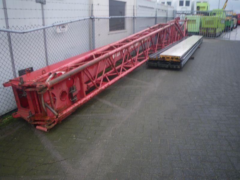 Liebherr LTM 1160-2 seg�dg�mek