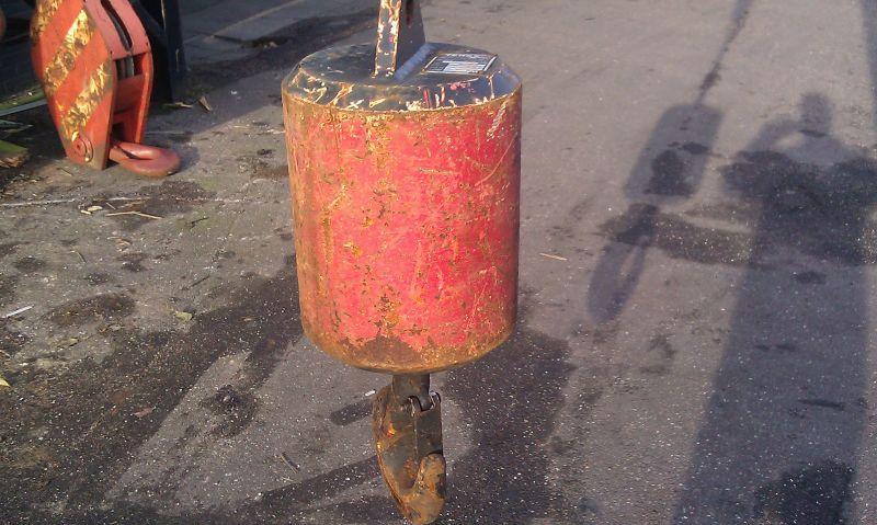 Hookblock 8 Ton Haken/Unterflasche