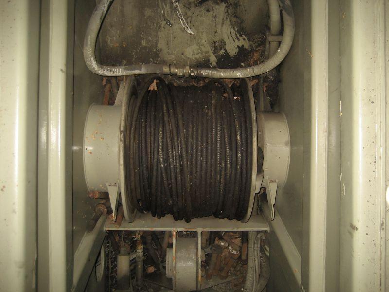 Liebherr LTM 1045 Winden