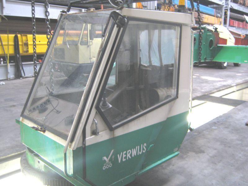 PPM 480 ATT kabina