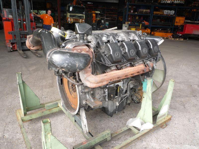 Mercedes OM 502 LA Motores