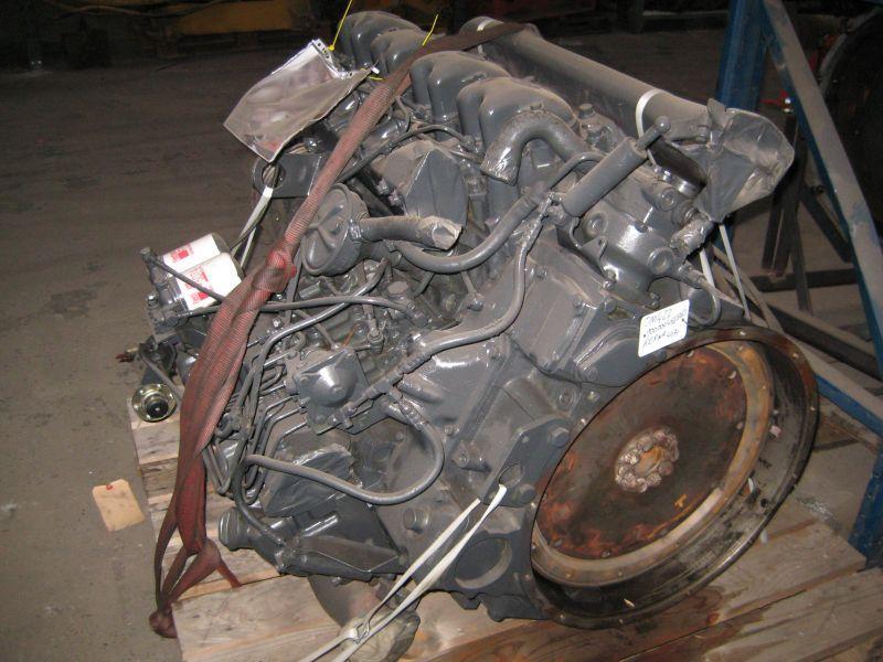 Mercedes OM 422 Двигатели