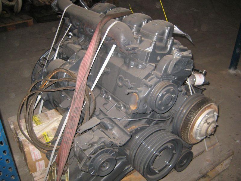 Mercedes OM 422 Motores