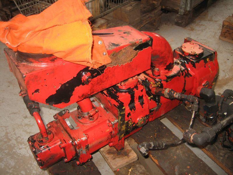 Liebherr LTM 1045 Hydraulische Systemen