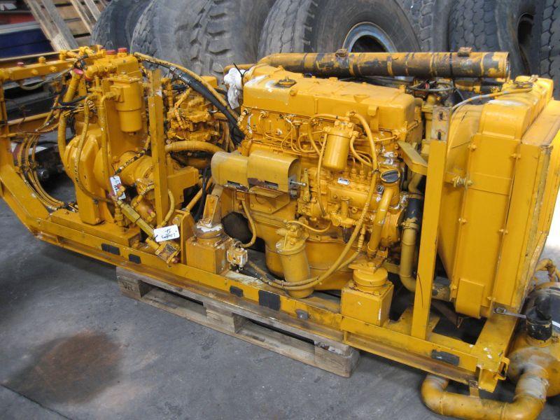 Liebherr LTM 1060 system hydrauliczny