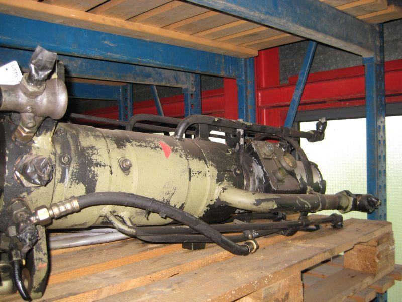 Liebherr LTM 1035 Sistema hidraulico