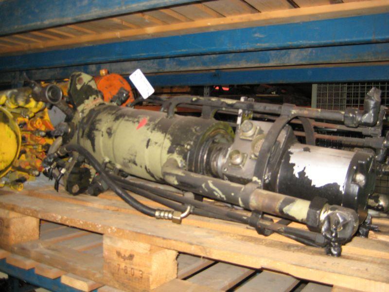 Liebherr LTM 1035 Sistemi idraulici