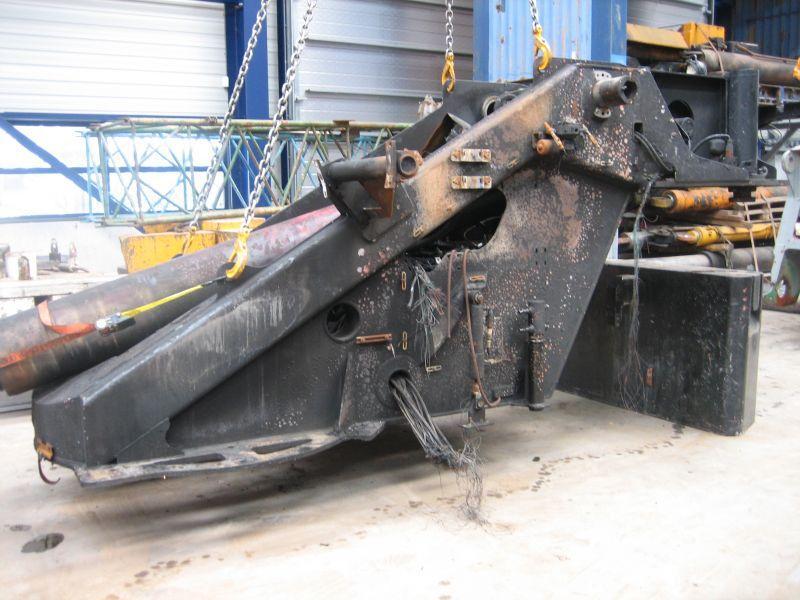 Liebherr LTM 1080-1 Sovrastruttura