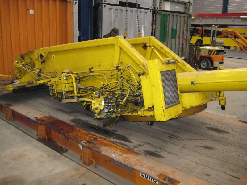 Liebherr LTM 1035-3 Sovrastruttura