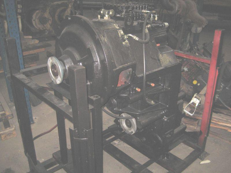 ZF 6 WG 250 Gearboxes