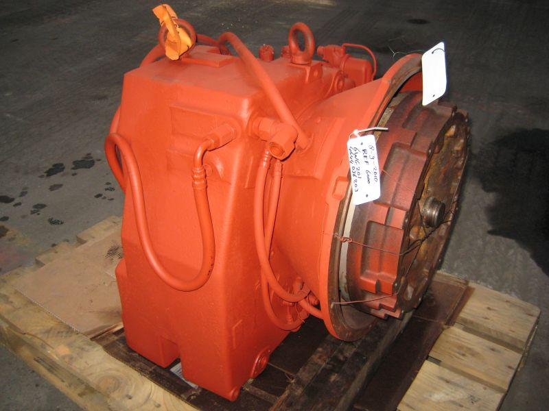 ZF 6 WG 201 Gearboxes