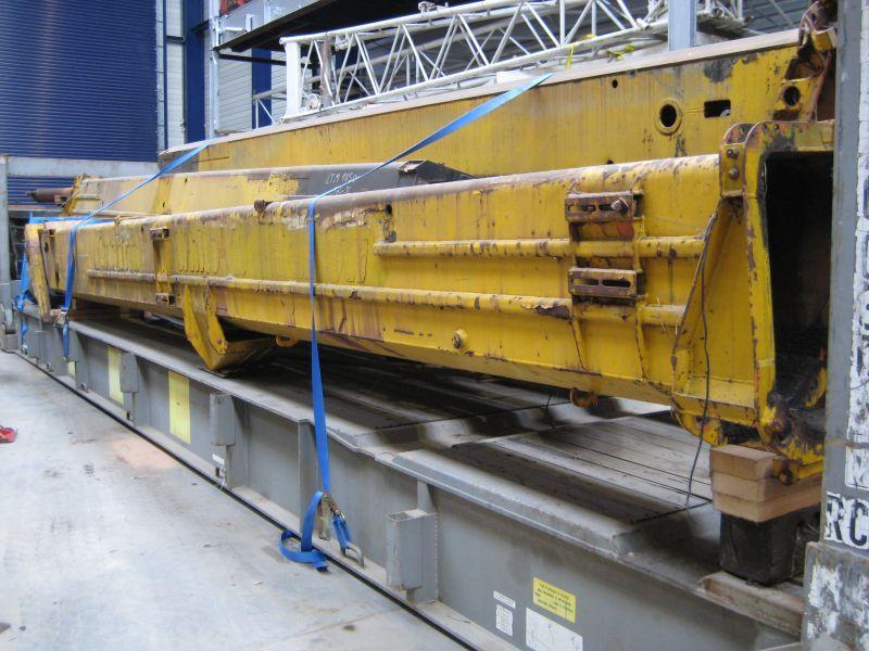 Liebherr LTM 1045 τμήμα μπούμας