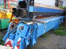 Krupp KMK 4070 Boom Sections