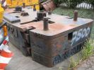 Krupp KMK 5100 przeciwwaga / obcizniki