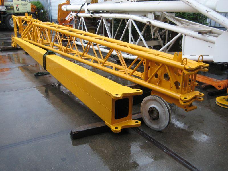 Liebherr LTM 1060-2 Extensões de lança