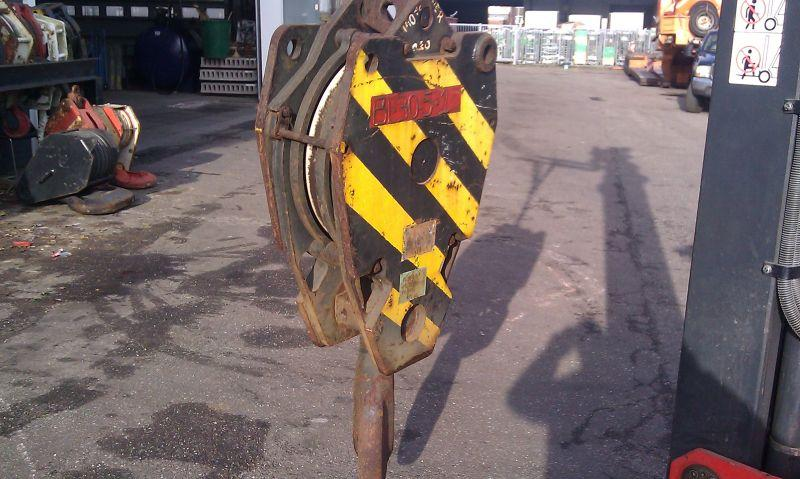 Hookblock 30 Ton haki /zawiesia