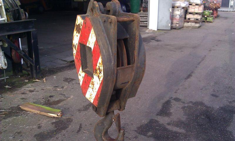 Hookblock 20 Ton haki /zawiesia