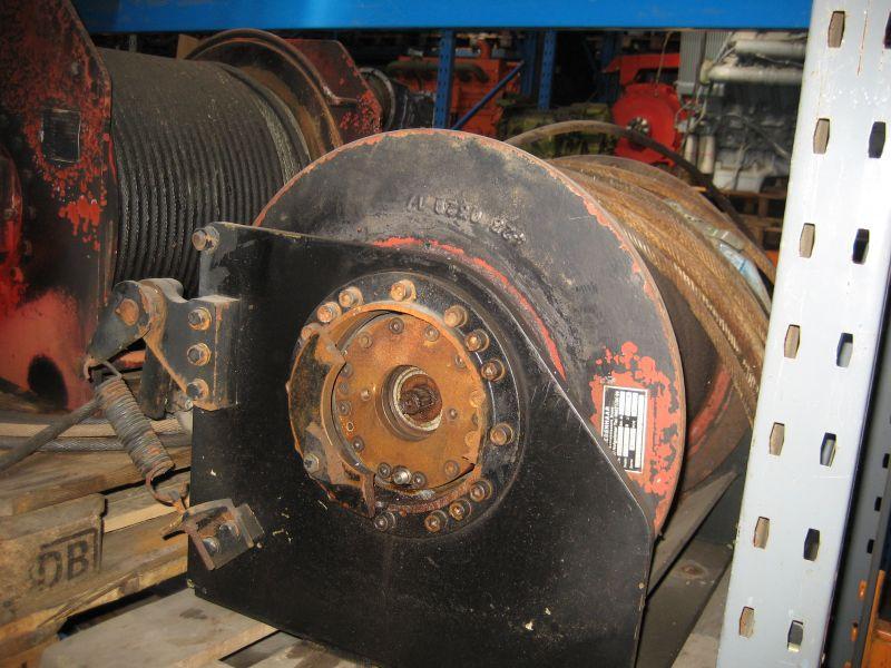 P & H S 35 Winden