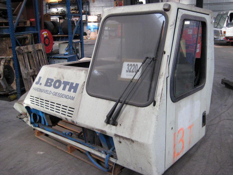 Grove GMK 3050 Cabina