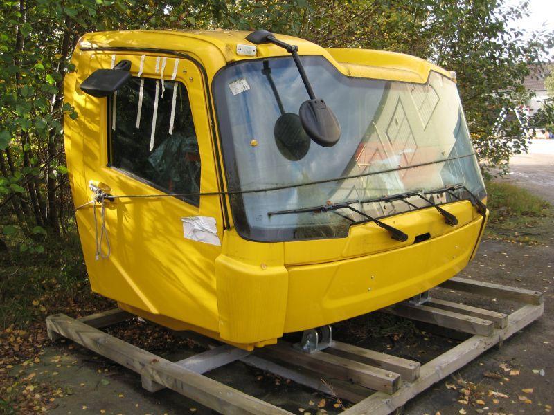 Grove GMK 6300 Cabinas