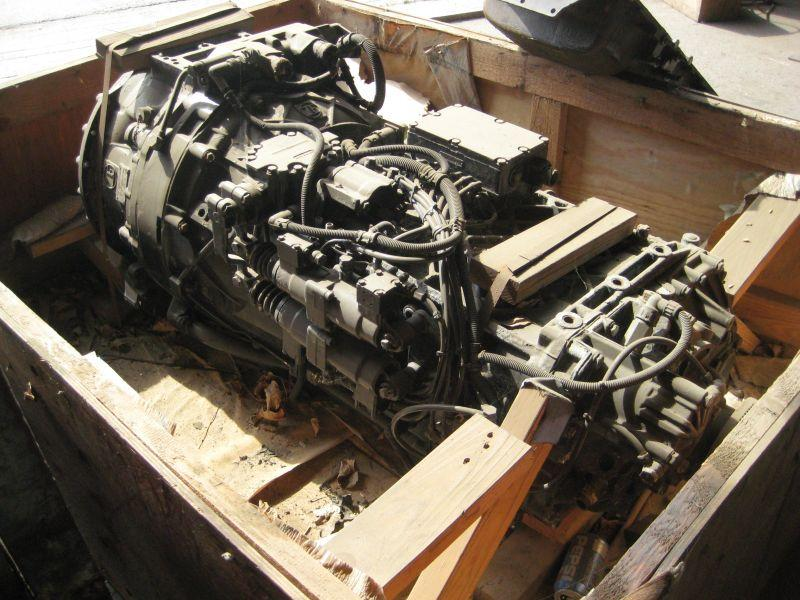 ZF Transmatic 16 S 221 WSK Gearboxes