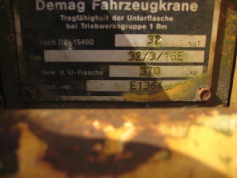 Hookblock 32 Ton haki /zawiesia