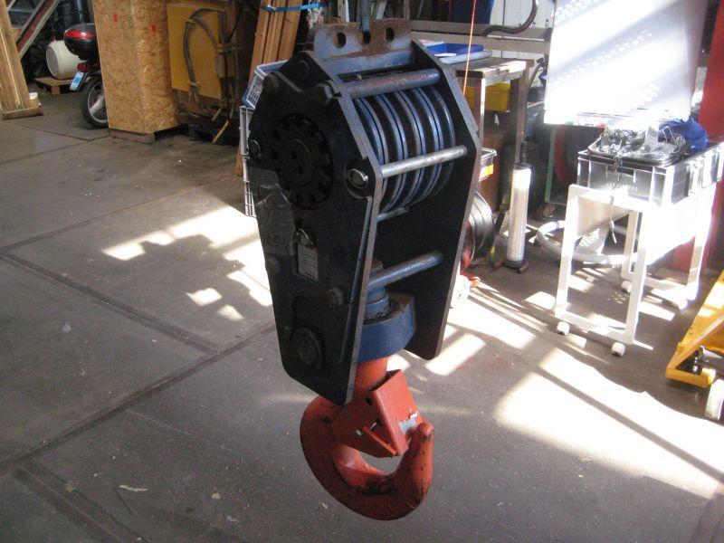 Hookblock 45 Ton Haken/Unterflasche