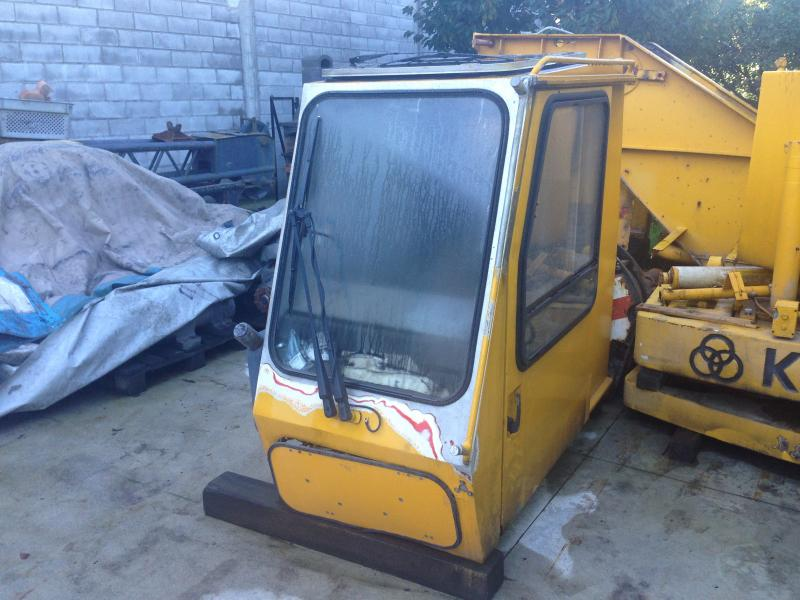 Krupp KMK 3045 Hytt