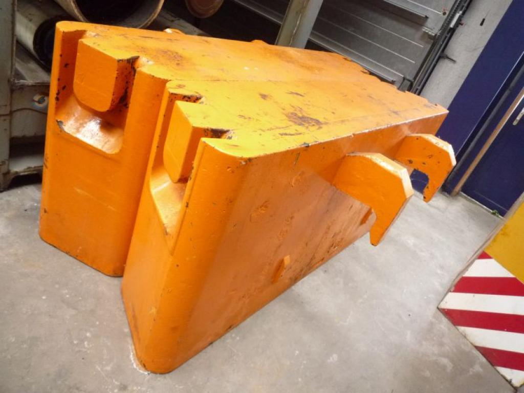 Krupp KMK 5160 Gegengewicht