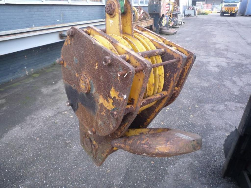 Hookblock 63 Ton haki /zawiesia
