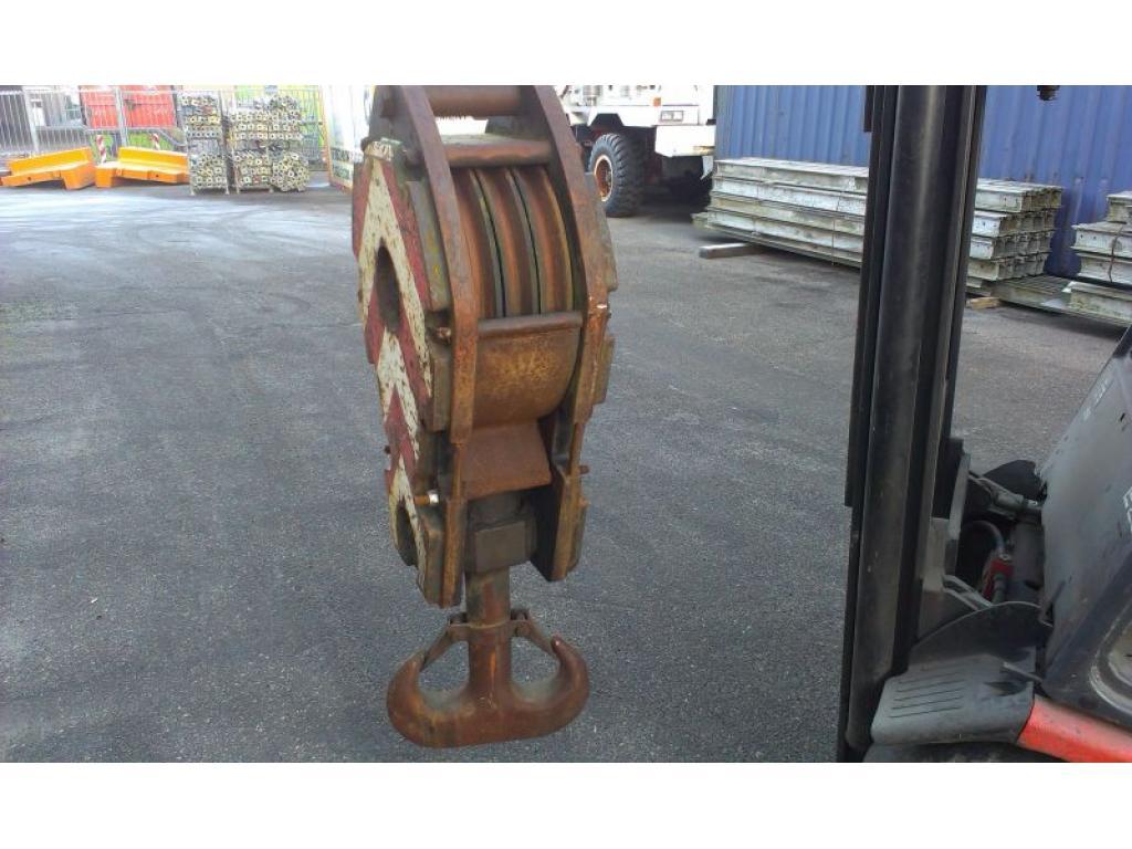 Hookblock 45 Ton haki /zawiesia