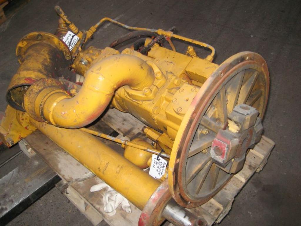 Liebherr LTM 1070 Sistemi idraulici