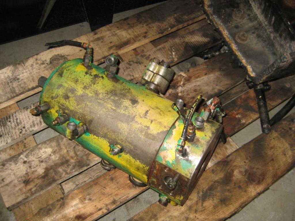 PPM 480 ATT system hydrauliczny