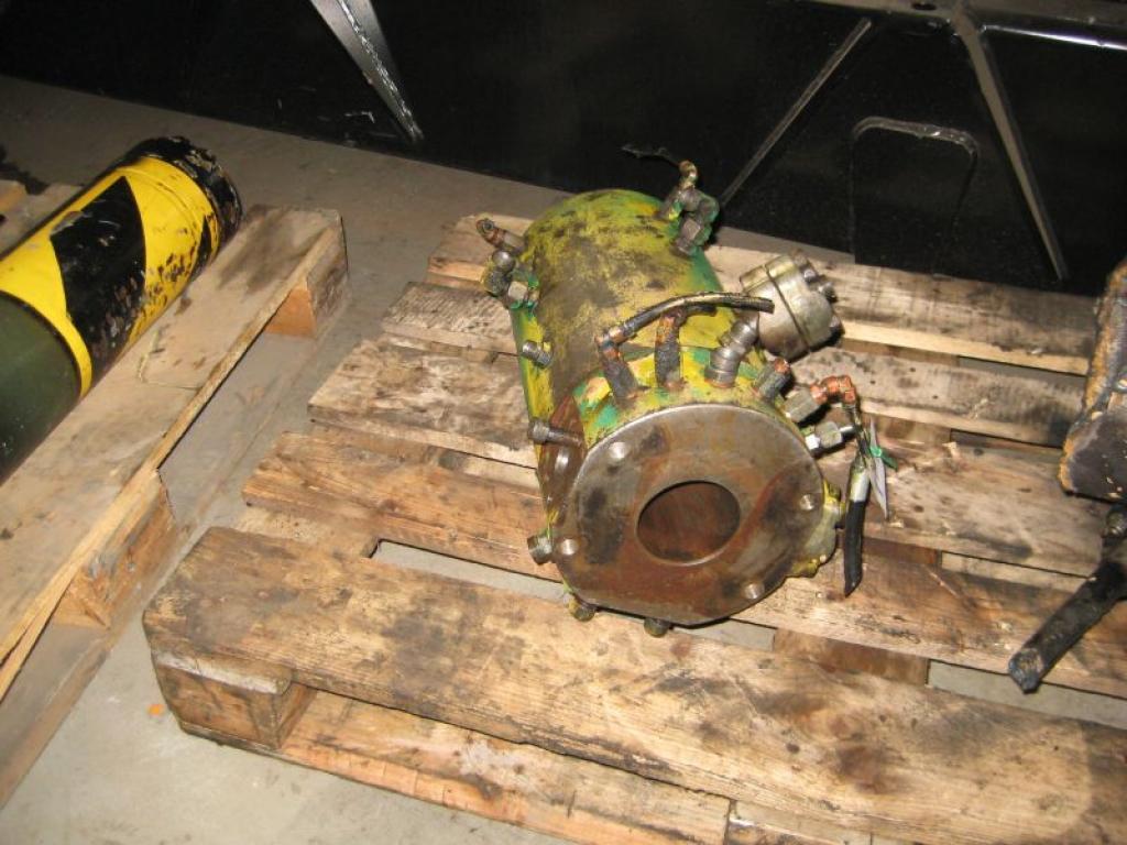 PPM 480 ATT υδραυλικά συστήματα