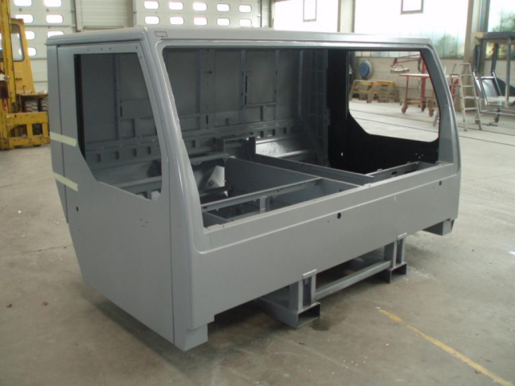 Liebherr LTM 1160-5.1 Cabina