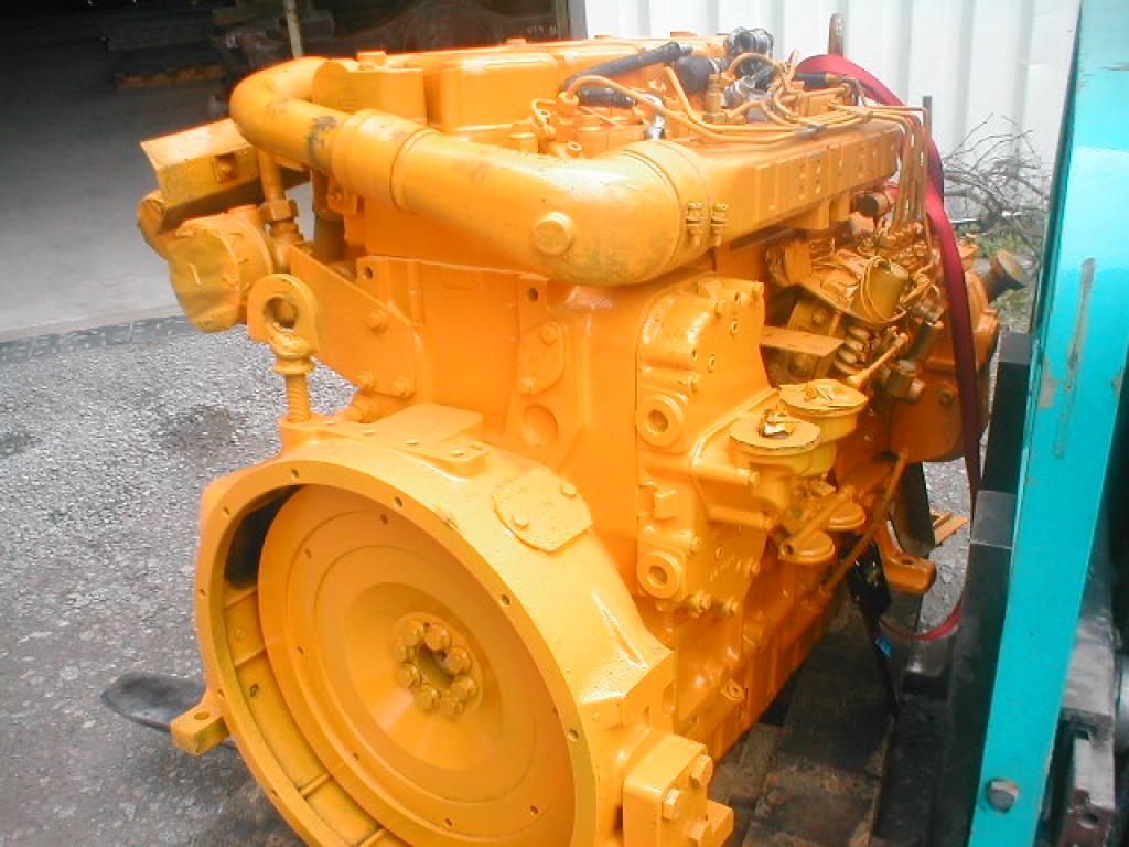 Liebherr D 914 T Engines