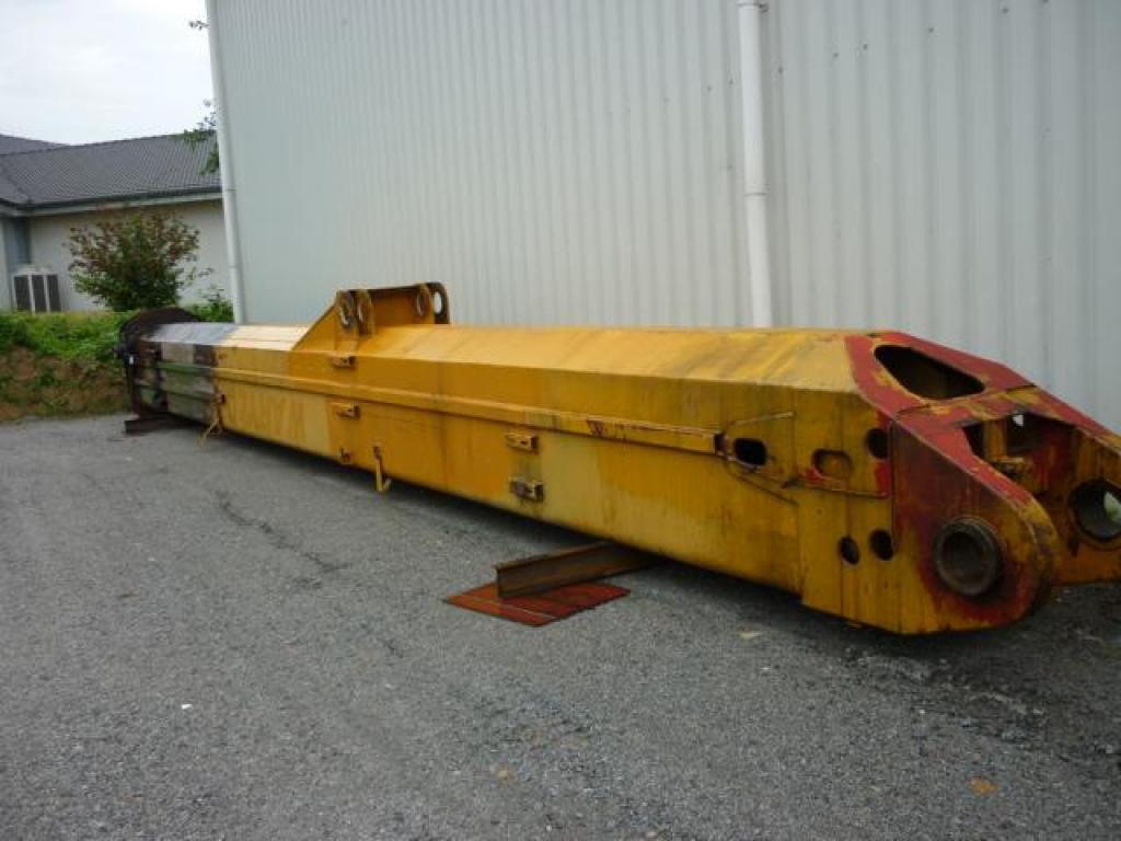 Liebherr LTM 1140 Ausleger