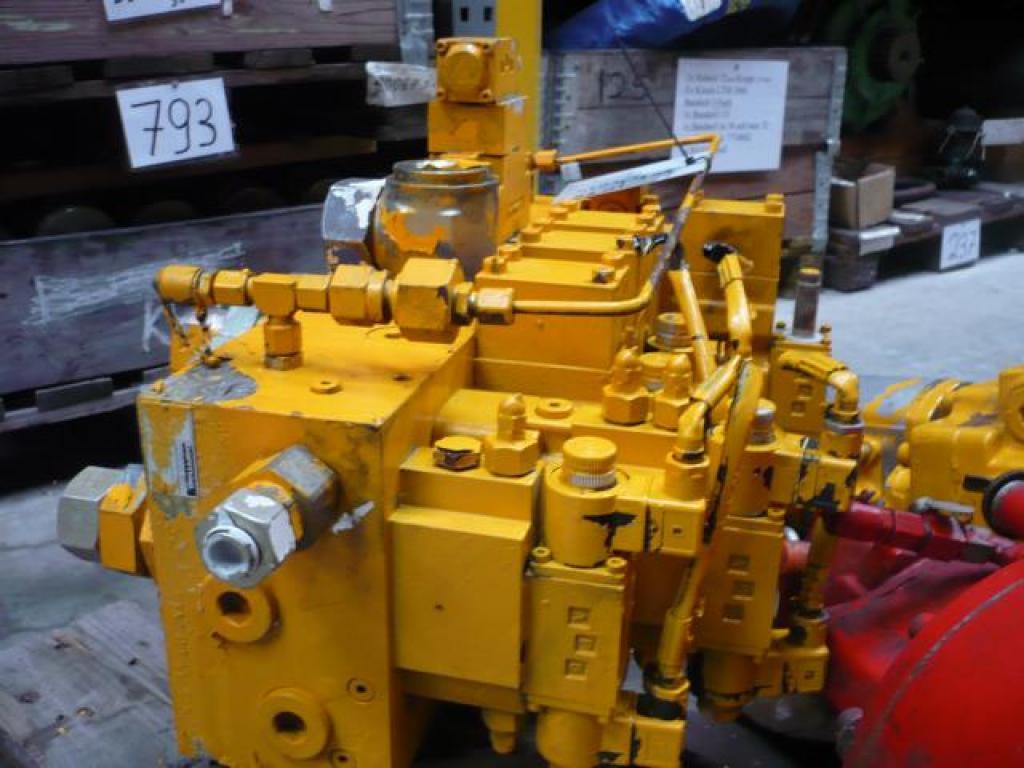 Liebherr LTM 1070 Гидравлические системы