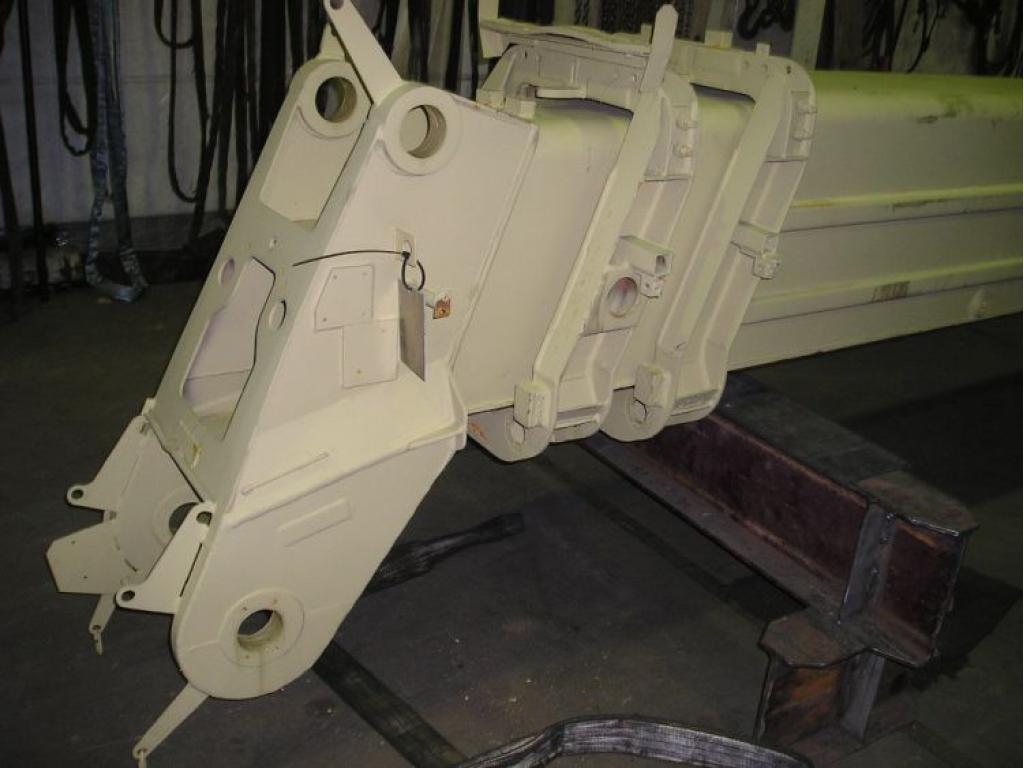 Liebherr LTM 1030 τμήμα μπούμας