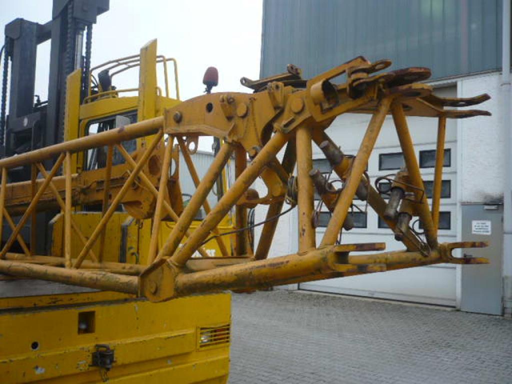 Liebherr LTM 1060 JIB's