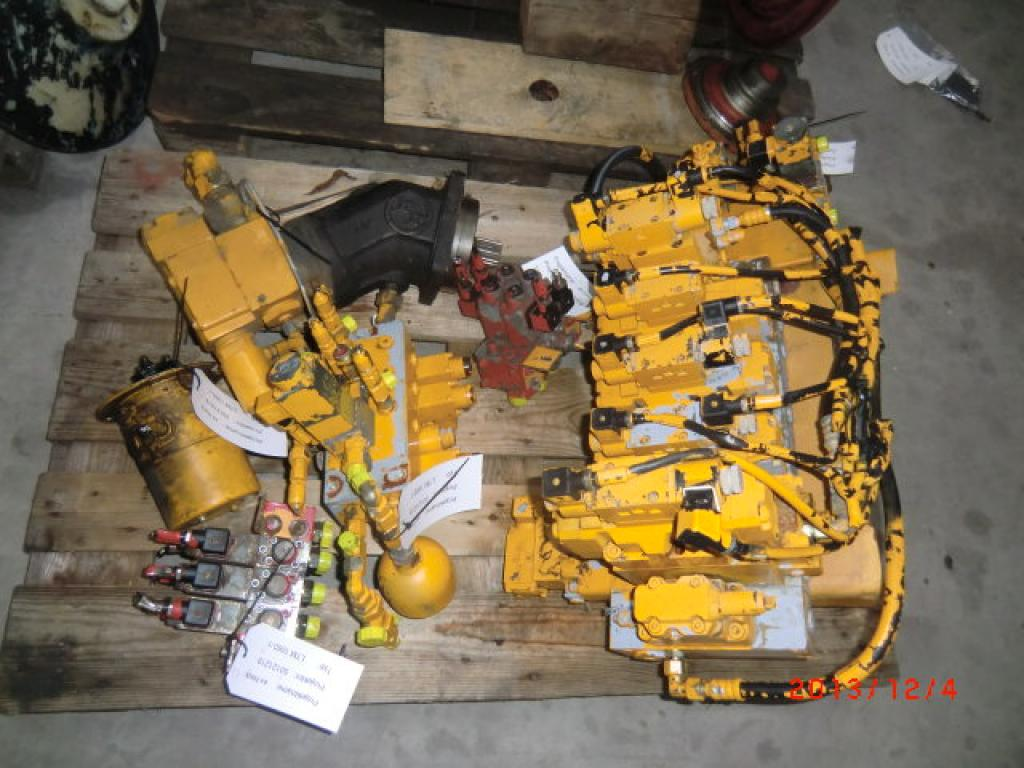 Liebherr LTM 1060 Гидравлические системы