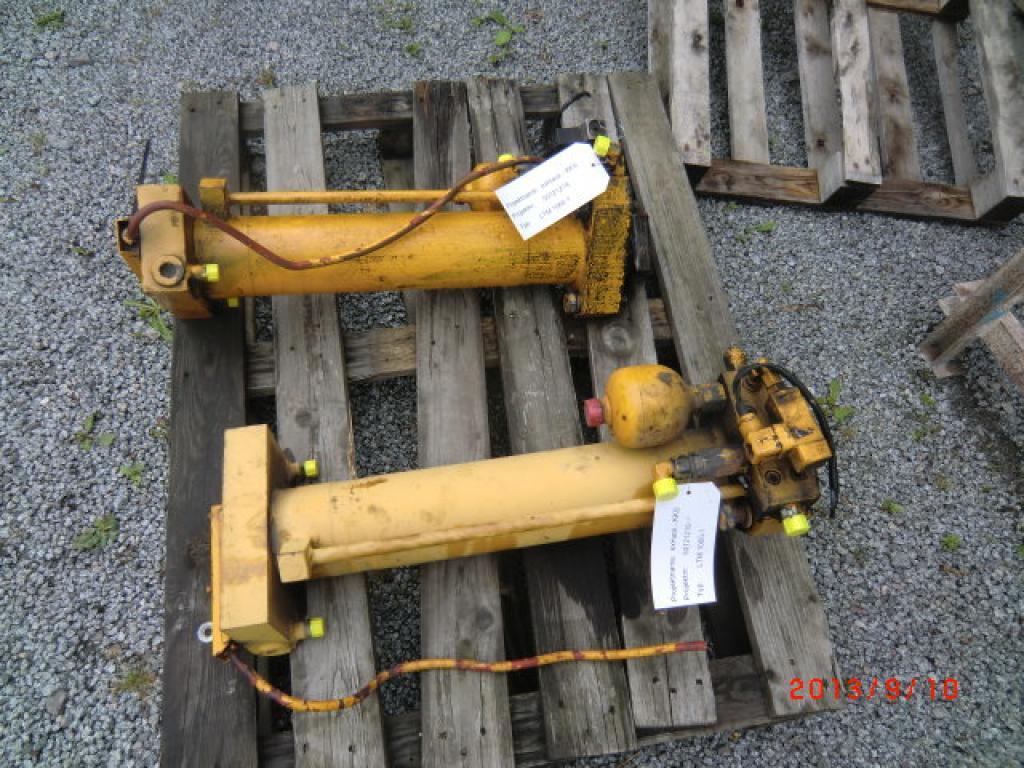 Liebherr LTM 1060 Cajones de estabilizadores