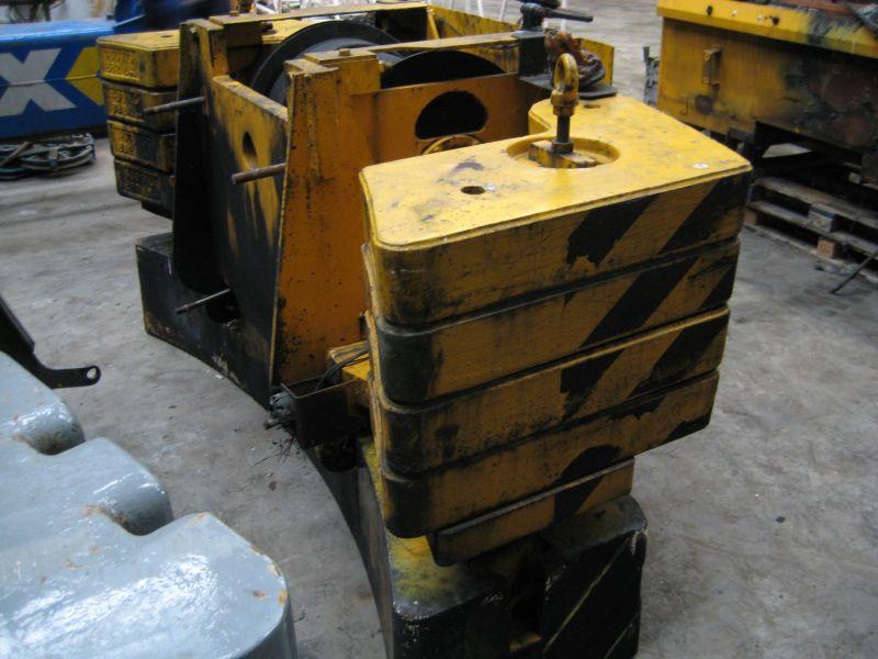 PPM 600 ATT przeciwwaga / obcizniki