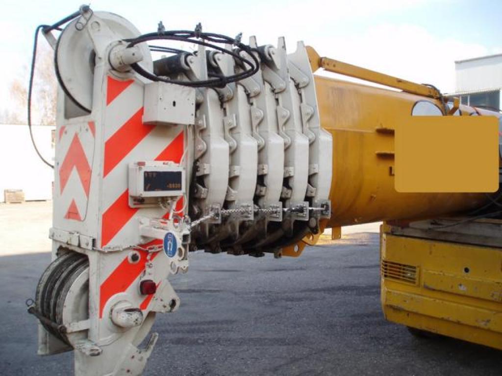 Liebherr LTM 1070-4 Ausleger